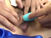 Hairy Yuki Takizawa Gets Creampied