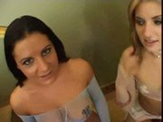 Teagan Presley Teaches Her Friend Some Tricks