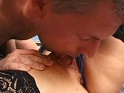 Slutty mature woman takes 2