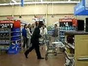 Walmart Moonwalk