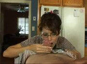 Hot MILF wants a young cock