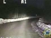 Hero Dog Caught On Police Camera