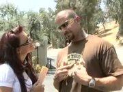 Eva Angelina & Rachel Starr Sharing A Cock