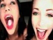 Gianna Michaels ,Sativa Rose, Jenna Haze: Filled mouths