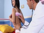 Yasmine Gold & Angelina Crow Visit The Doctor