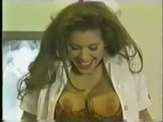 Vintage Brunette Gets Pounded