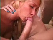 Red head slut has paralyzing orgasm