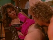 Christy Canyon Rides It Like A Cow Girl