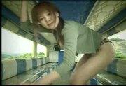 Hot Japanese Babe Boasting Her Breasts