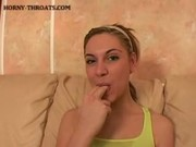 Teen Deepthroat Whore