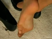 Aria Giovanni: I'd Suck Her Toes!