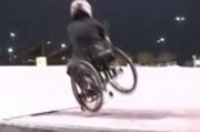 Wheelchair Stunts
