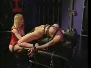 Bondage machine fuck