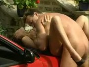 Awesome European Gangbang