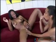 Holla Black Girlz 13 - Scene 2