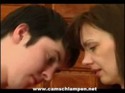 Russian mom gets another stud cock