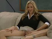 Justine Joli's masturbation 101