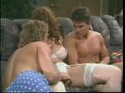 Christy Canyon In Nice Threesome