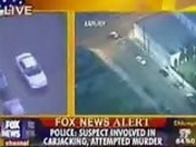 police car vs wall