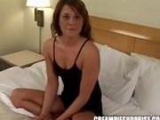 Bitch Gets mad after Creampie