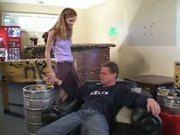 Allison Wyte - Kelly the Coed 17 - Scene 2