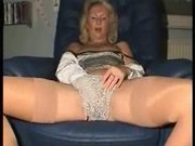 Horny Housewife Makes A Porno!