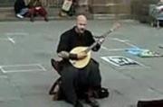Homeless Singer Has Amazing Voice