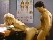 Nina Hartley Treats Patient With Pussy