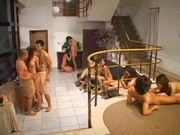 WhOriental Orgy Party