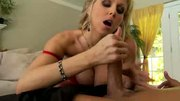 Busty MILF Julia Ann The Sex Addict