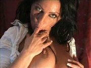 Masturbating With Candy Samira
