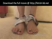 The Ultimate Foot-job