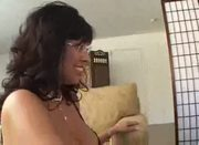 Hot milf does anal