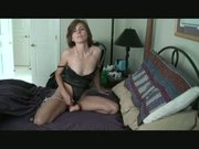 Mature Dildo Loving Slut