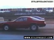 Muscle Car Meets Muscle Head