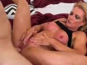 Aggressive Cougar Amanda Verhooks Gets The Shag She Deserves