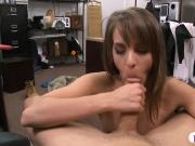 Cute amateur pawns gadget and pounded by pawn keeper