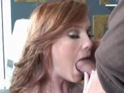 Dani Jensen takes some dick in her tight twat