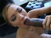 Big Tits Asian Miko Lee Anal Banged By A Huge Black Cock & Facialed