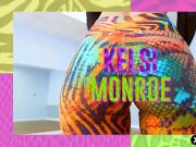 Teen Kelsi loves exercising her ass and has it filmed