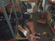 Amateur brunette rough sex Hot Milf Banged At The PawnSHop
