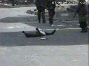 Suspected Rebel Is Shot