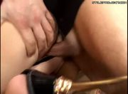 Shai Lee - Asian small tits threesome and anal - FUCKING HOT!