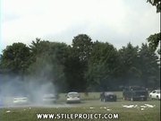 M-100 blows up a 5 gallon water jug