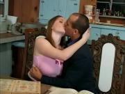 Lusty Brunette Babe Loves Oral & Rough Sex