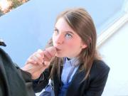 Rich Teen Alice March Seduces And Blows Bodyguard