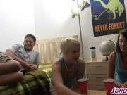 A Hot Game Of Truth Or Dare With Hot College Kids