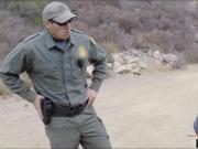 Border patrol agent assfuck latina slut
