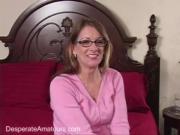 Sensual Devine Nailed In Threesome