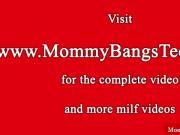 Stepmommy supervises ffm with offspring